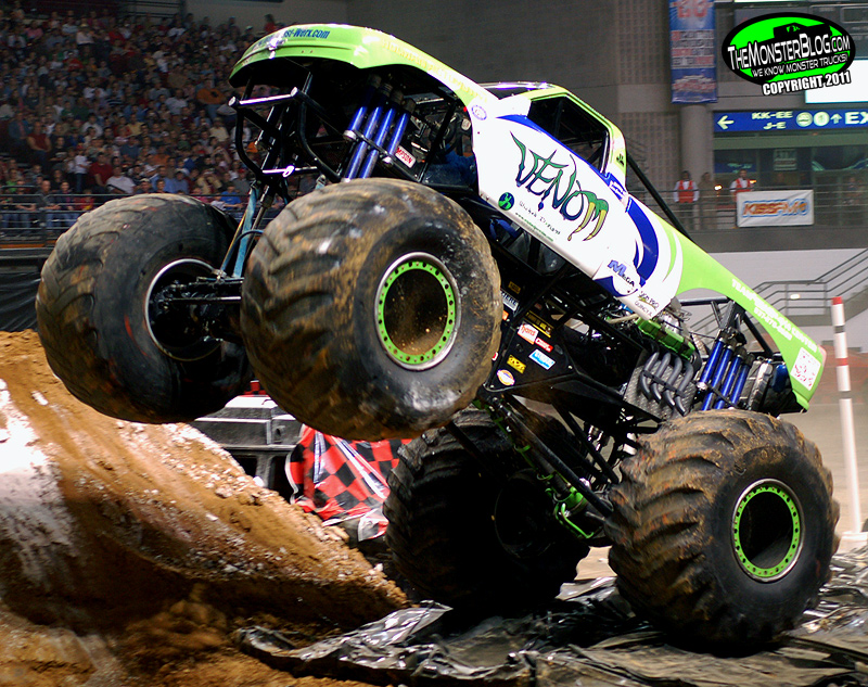 Venom Monster Trucks Wiki Fandom Powered By Wikia