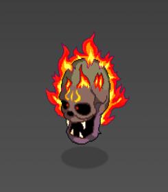 BurningSkull