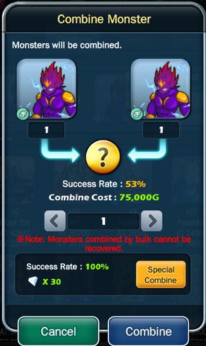 Mass Combine