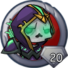 Skully Archer4Icon