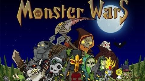 Monster Wars - iPad 2 - HD Gameplay Trailer2