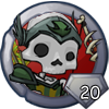 Skully Archer2Icon