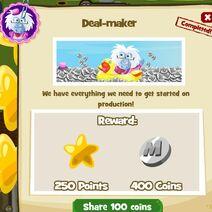 Deal-makerComplete