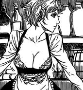 Bribota barmaid