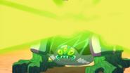 Urrax Laser attack