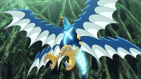 Monsuno Combat Chaos Season 2 Episode 3 Mysterious