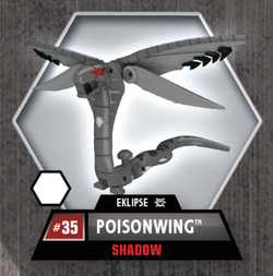 Shadow Poisonwing toy