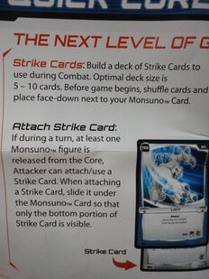 Monsuno tcg how to play monsuno trading card game combat.