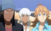 Jinja, Beyal y Dax (Episodio 14)