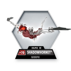 Morph shadowhornet
