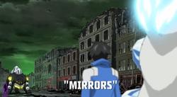 Monsuno Episode 7 Mirriors Title