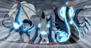 Жгучий змей, Турбо, Хлестокрыл против ШТУУРМа в 9 серии