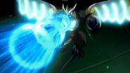 Hyper Wingcross attack 1