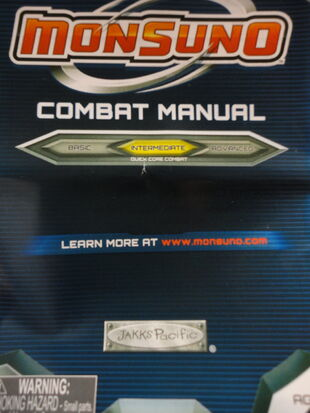 User blog:imonsuno/monsuno combat manual/rulebook.