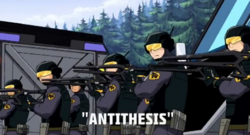 Anthensis Re Title no rating