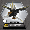 Airchopper toy