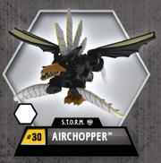 Airchopper toy