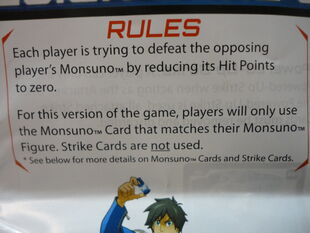 User blog:imonsuno/monsuno combat manual/rulebook. | monsuno wiki.