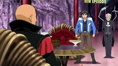Monsuno - Episode 7 - R.S.V.P.