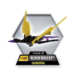 Elemental Fusion Blackbullet