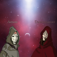 Amon and Dawnmaster
