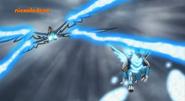 El ataque Evo y Quickforce