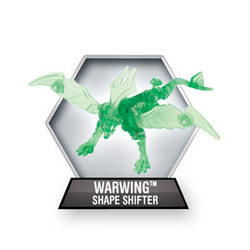 Shifter warwing