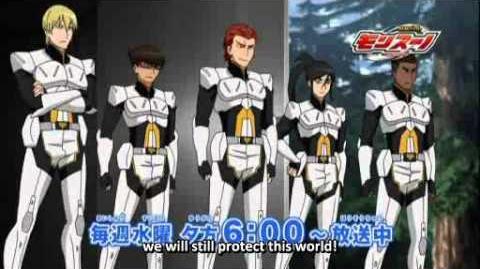 Juusen Battle Monsuno - Season 2 - Preview