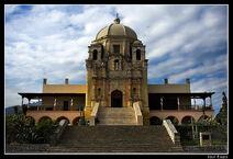 Obispado museum in Monterrey