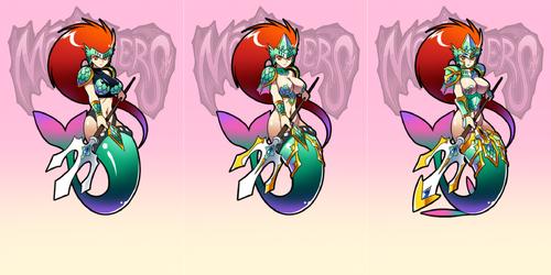 MermaidWarrior