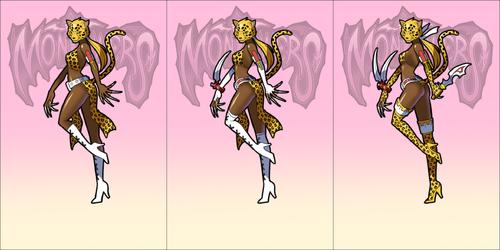 Wereleopard