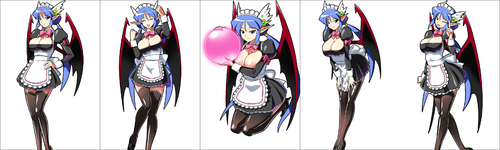 Maid Tiana