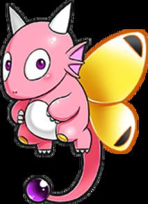 Fairy Dragon - Normal