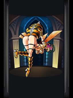Queen hornetia elder