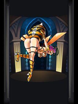 Queen hornetia normal