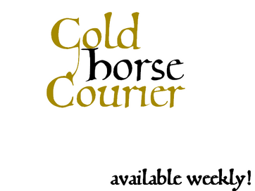 Gold Horse Courier