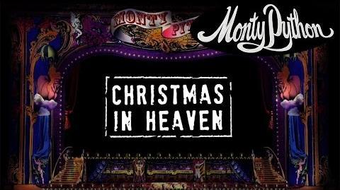 It's Christmas in Heaven