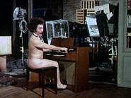 Nude organist 2