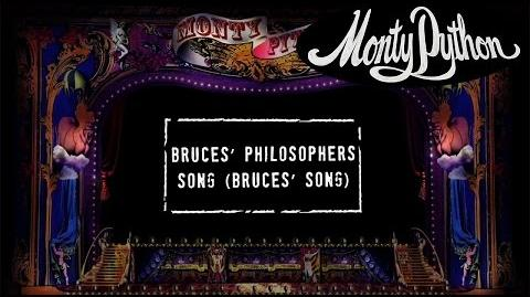 Bruces' Philosophers Song (Bruces' Song)