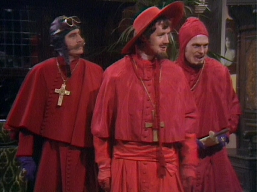 Image result for the spanish inquisition