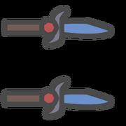 Dagger 1 D