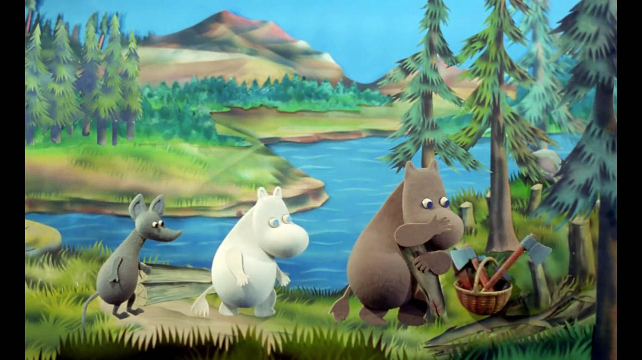Moomins and the Comet Chase Trailer