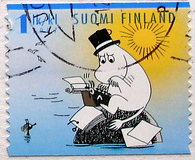 Moomin stamp14