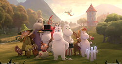 Moominvalley (2019 TV series)