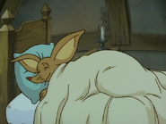 Sniff sleeping yet