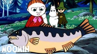 Adventures from Moominvalley EP70 Moomin's Big Fish