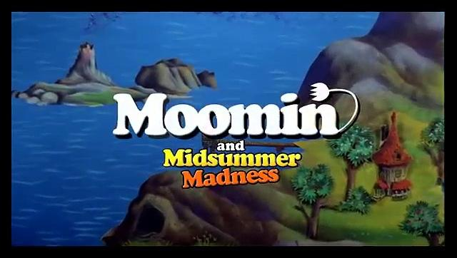 Moomin and Midsummer Madness Trailer