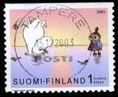 Moomin stamp17