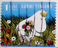 Moomin stamp10