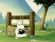 Moomin Reads the Story of Robinson Crusoe